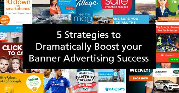 Strategies Banner Advertising performance